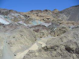 Photo of Las Vegas Death Valley Day Trip from Las Vegas Artist point-Death Valley
