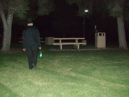 Photo of Las Vegas Haunted Vegas Tour and Ghost Hunt Creepy guy