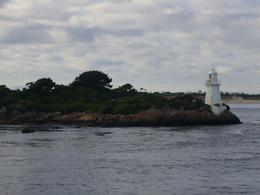 The Gordon River lighthouse., Kelly G - May 2008