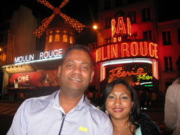 Photo of Paris Eiffel Tower, Paris Moulin Rouge Show and Seine River Cruise In Moulin Rouge