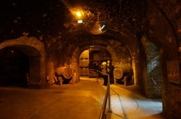 Photo of Paris Small-Group Wine-Tasting Trip to the Champagne Region from Paris In the cellars