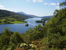Photo of Edinburgh Highland Lochs, Glens and Whisky Small-Group  Day Trip from Edinburgh Queen's View