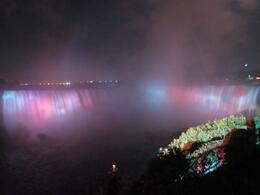 Photo of Niagara Falls & Around Niagara Falls Adventure Pass spectacular night lighting