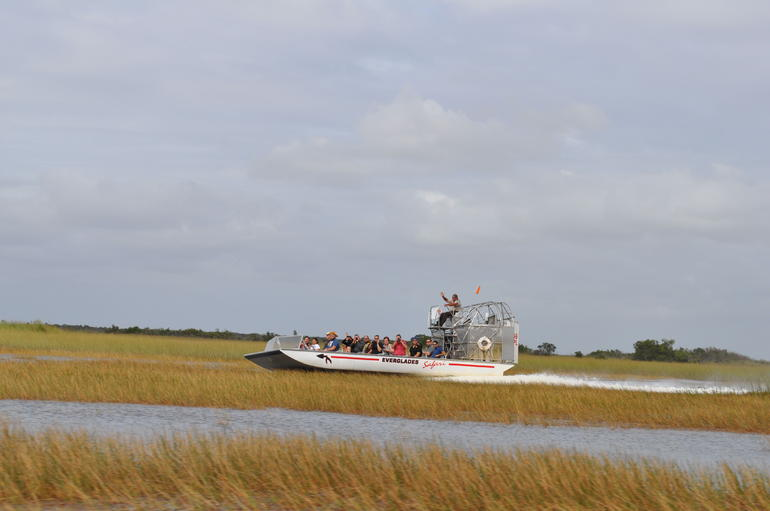 The airboats - Miami