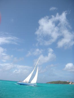 Photo of St Maarten St. Maarten 12 Metre Challenge The Stars & Stripes