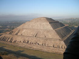 Photo of Mexico City Teotihuacan Pyramids Hot-Air Balloon Tour The Sun