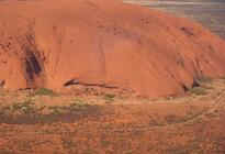 Photo of Ayers Rock Uluru and Kata Tjuta Tour by Helicopter from Ayers Rock