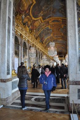 Entrance to the Mirror Hall, Versailles , Francisco L - March 2011