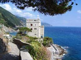 Photo of Florence Cinque Terre Hiking Day Trip from Florence _E12 MONTEROSSO CINQUE TERRE
