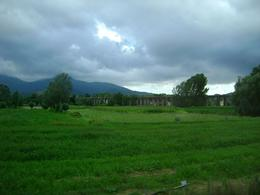 thought this was amazing.... taken on the way back from Pisa, Christopher S - August 2010