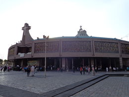 Photo of Mexico City Teotihuacan Pyramids and Shrine of Guadalupe Basílica de N.S. de Guadalupe
