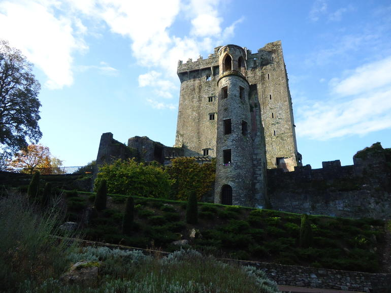 Beautiful Day at Blarney Castle - Dublin