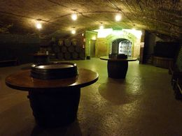 Cava tour , Hanna - March 2015