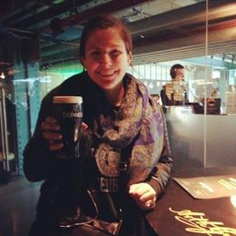 Photo of Dublin Skip the Line: Guinness Storehouse Entrance Ticket Enjoying my Guinness after pouring the perfect pint!