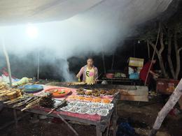 Photo of Siem Reap Siem Reap Street Food Evening Tour Food stall #