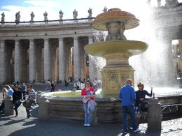 Photo of Rome Skip the Line: Vatican Museums Tickets fountain