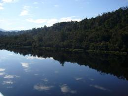 Still water at Gordon River., Kelly G - May 2008
