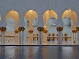 Photo of Abu Dhabi Big Bus Abu Dhabi Hop-On Hop-Off Tour Including Yas Island and Sky Tower Grand Mosque