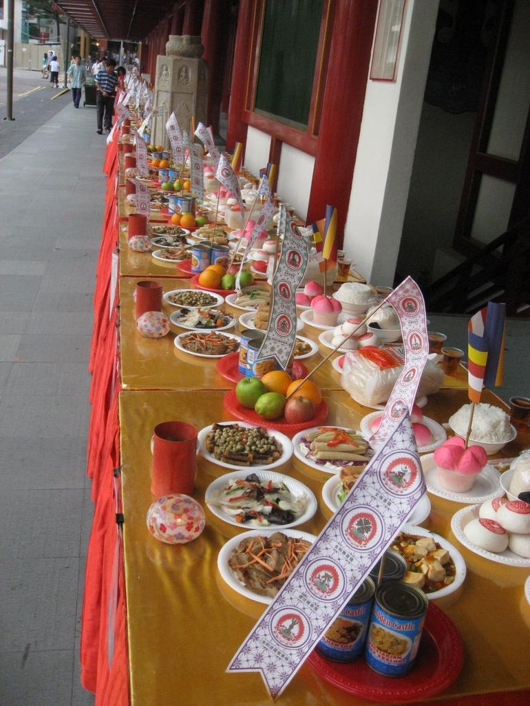 Heritage Tour - Chinatown - Singapore