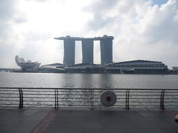 Marina Bay Sands , Michael B - April 2014