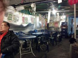 Photo of Seoul Small-Group Korean Night Food Tour One of the stops on our tour