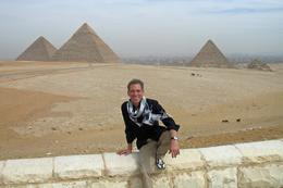 Photo of Cairo Cairo Airport Private Arrival Transfer Pyramids of Giza