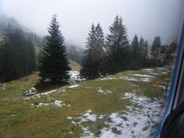This is on the way to Grindelwald, it has breathtaking landscapes and incredible mountain sights. - November 2008