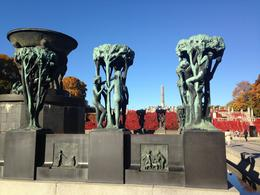 Photo of Oslo Selected Oslo City Tour Including the Viking Ship Museum Sculpture Park