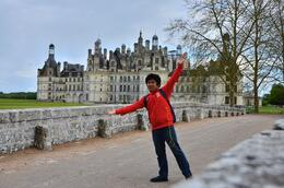 Photo of Paris Loire Valley Castles Day Trip: Chambord, Cheverny and Chenonceau Stone Bridge in Chambord