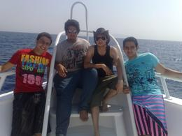 Photo of Sharm el Sheikh Tiran Island Cruise and Snorkeling The team