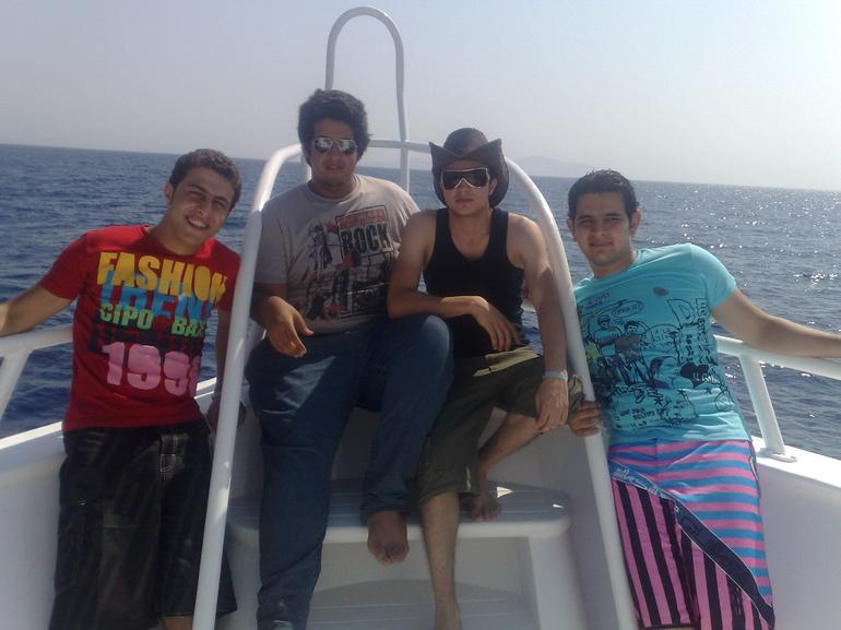 The team - Sharm el Sheikh
