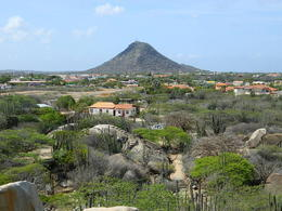Photo of Aruba Island Tour of Aruba Top of Casibari Rock Formation