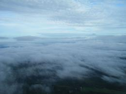 Photo of Cairns & the Tropical North Hot Air Ballooning Tour from Cairns Up in the clouds