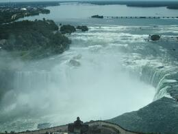 Photo of Niagara Falls & Around Niagara Falls Adventure Pass view from embassy suites hotel 42nd Floor