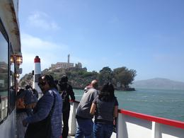 Photo of San Francisco Golden Gate Bay Cruise Alcatraz Island