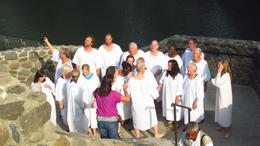 Baptisms at the Jordan river , Duane V - March 2014
