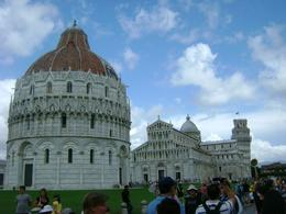 Photo of Florence Pisa and the Leaning Tower Half-Day Trip from Florence Baptistery, Cathedral and Tower