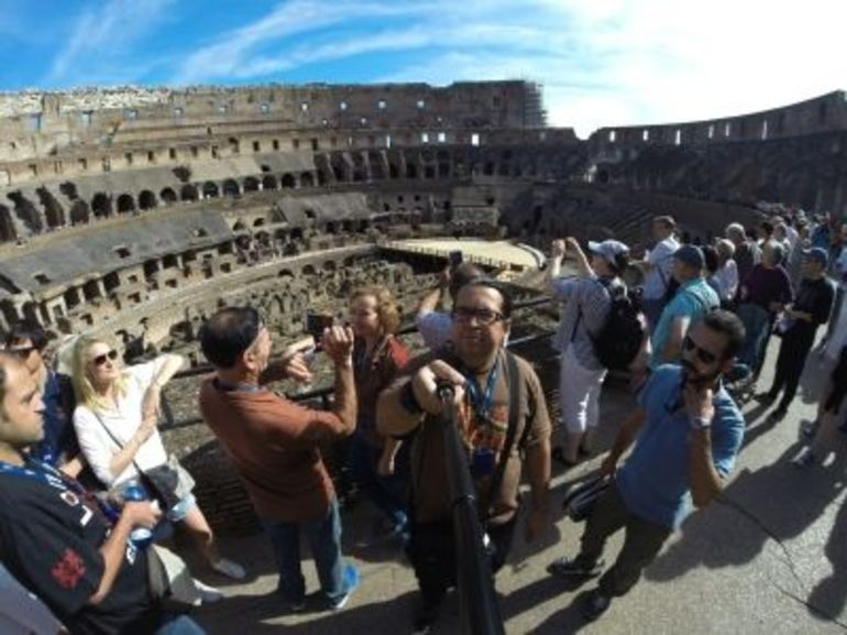 Rome Super Saver: Colosseum and Ancient Rome with Best of Rome Afternoon Walking Tour photo 19