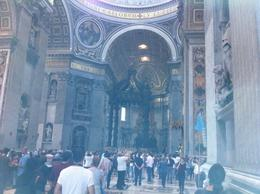 Photo of Rome Skip the Line Vatican Museums Walking Tour with German-Speaking Guide: Sistine Chapel and St Peters Basilica Die Kuppel