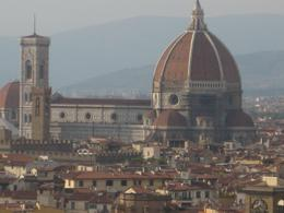 Photo of Florence Florence City Hop-on Hop-off Tour Florence from Piazzale Michelangelo