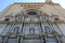 Photo of Barcelona Girona, Figueres and Dali Museum Day Trip from Barcelona Girona cathedral