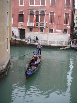 Photo of Venice Skip the Line: Best of Venice Walking Tour including Basilica di San Marco Gondola on the canal