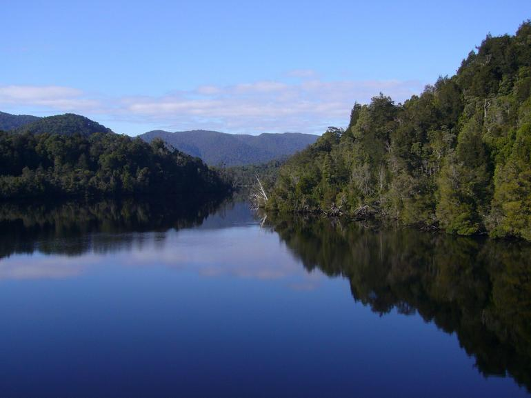 Gordon River Cruise, Rivermouth - Tasmania