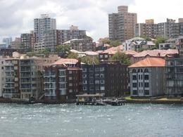 Photo of Sydney Sydney Harbour Top Deck Lunch Cruise Houses opposite the Opera House