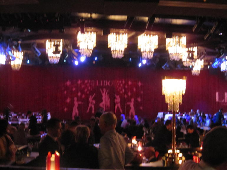 Lido Lounge - Paris