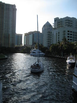 Photo of Fort Lauderdale Jungle Queen Riverboat Dinner Cruise Lovely waterways...