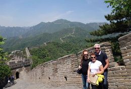 Memorable family travels in Beijing. , Janet Y - May 2016