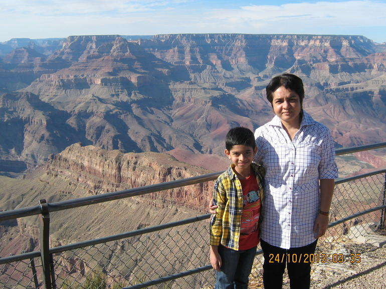 Our snap - grand Canyon - Phoenix