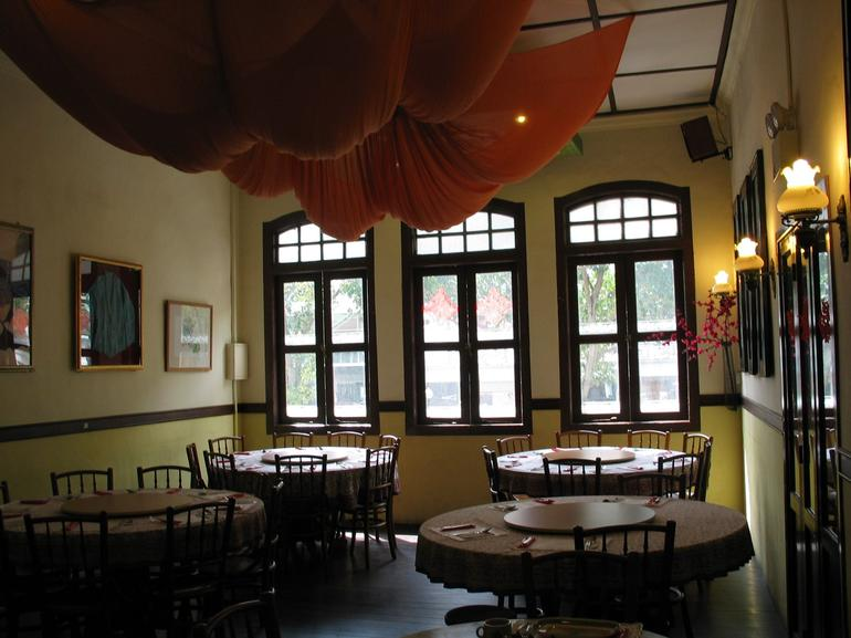 Peranakan Tea House - Singapore