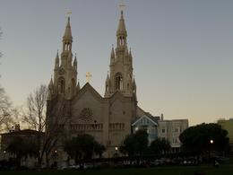 Photo of   Saints Peter and Paul church in North Beach